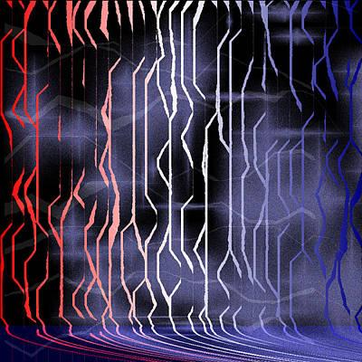 Horizontal Digital Art - 5040.17.31 by Gareth Lewis