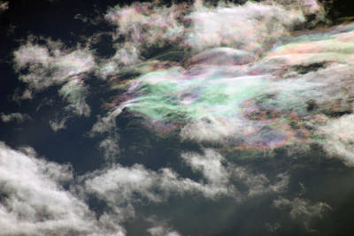 Superhero Ice Pop Rights Managed Images - Cloaked Craft Cloud Photograph  Royalty-Free Image by Sean Gautreaux