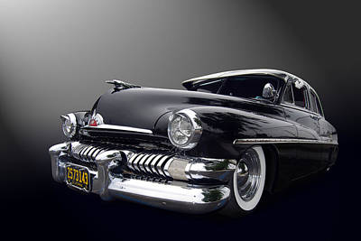 Photograph - 51 Mercury Sled by Bill Dutting
