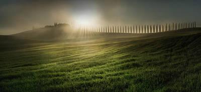 Morning Photograph - Untitled by Veselin Atanasov
