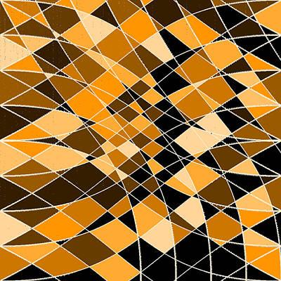 Algorithm Digital Art - 5120.1.2 by Gareth Lewis