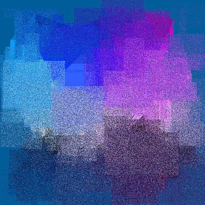 Colors Digital Art - 5120.5.16 by Gareth Lewis
