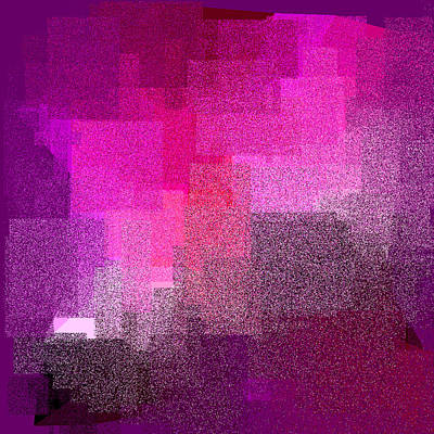 Color Image Digital Art - 5120.5.52 by Gareth Lewis