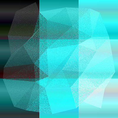 Artwork Digital Art - 5120.6.31 by Gareth Lewis