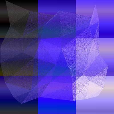 Color Image Digital Art - 5120.6.41 by Gareth Lewis