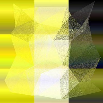 Rectangles Digital Art - 5120.6.9 by Gareth Lewis