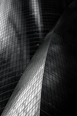 Skyscrapers Wall Art - Photograph - 5134 by Enrique Izquierdo