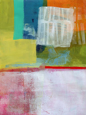 Abstract Painting - 52/100 by Jane Davies