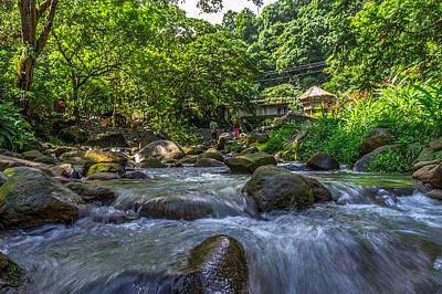 Amy Weiss - Mambukal Mountain Resort by Lik Batonboot
