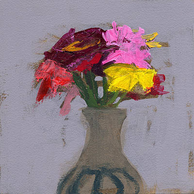 Glass Vase Painting - Rcnpaintings.com by Chris N Rohrbach