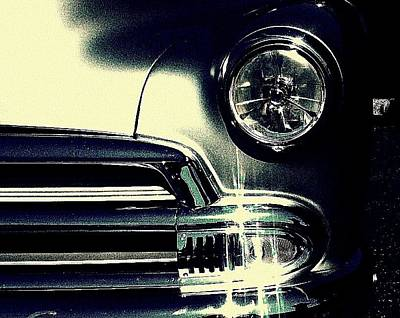 Photograph - 53' Bel Air Classic  by Casey P