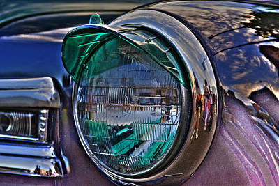Photograph - '53 Chevrolet by Richard J Cassato