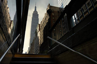 Manhattan Wall Art - Photograph - 53th Avenue by Sebastien Del Grosso