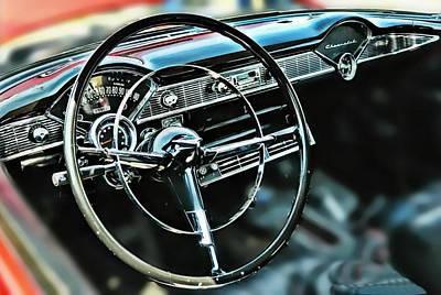 '55 Dash Art Print