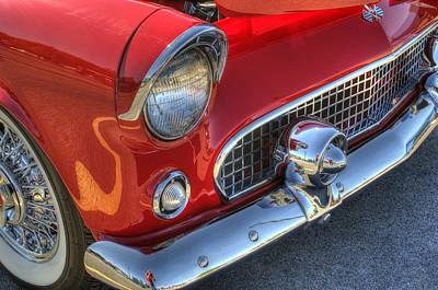 Photograph - 55 Thunderbird by Michael Colgate