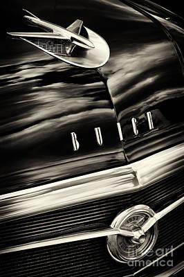 56 Buick Century Riviera  Art Print by Tim Gainey