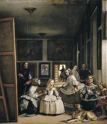 1660 Photograph - Velazquez, Diego Rodr�guez De Silva by Everett