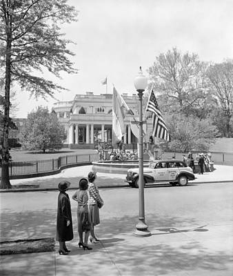 Photograph - Washington Dc, 1942 by Granger