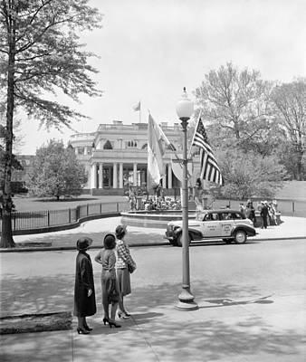 Frederick Douglass Photograph - Washington Dc, 1942 by Granger