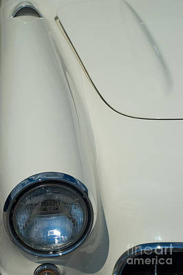 Photograph - 57 Chevy Corvette by Mark Dodd