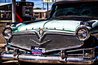 Photograph - '57 Hudson Hornet by Jim McCain