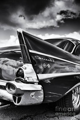 Belair Photograph - 57 Monochrome by Tim Gainey