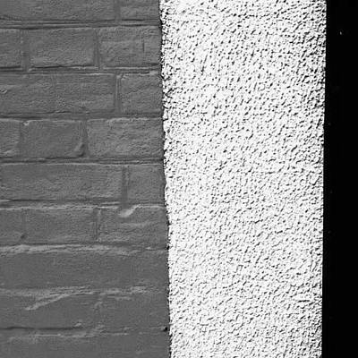 Abstract Wall Art - Photograph - Urban Wall 6 by Jason Michael Roust