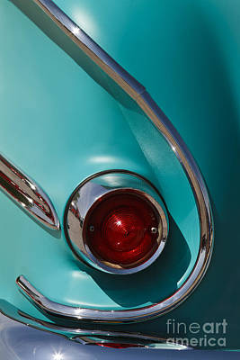 Chevrolet Biscayne Photograph - '58 Curves by Dennis Hedberg