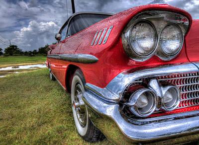 58 Impala Art Print