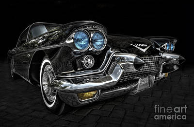 Photograph - 57 Eldorado Brougham2 by Ken Johnson