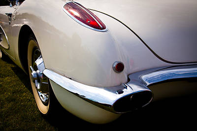 Chevy Photograph - 1959 Chevy Corvette by David Patterson