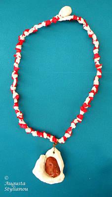 Jewelry - Aphrodite Gamelioi Necklace by Augusta Stylianou