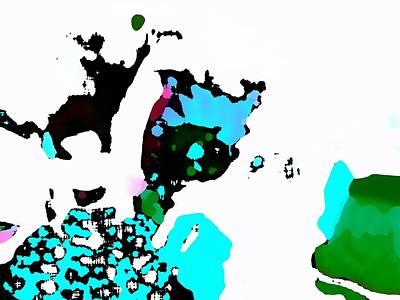 Etc. Digital Art - art by HollyWood Creation By linda zanini
