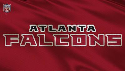 Atlanta Falcons Wall Art - Photograph - Atlanta Falcons Uniform by Joe Hamilton