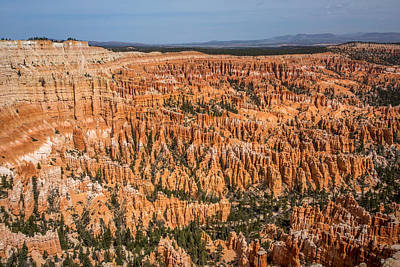 Photograph - Bryce Canyon Landscape by Pierre Leclerc Photography