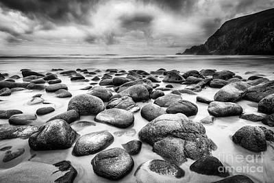 Photograph - Campelo Beach Galicia Spain by Pablo Avanzini