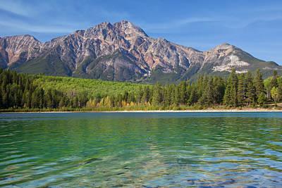 Canada, Alberta, Jasper National Park Art Print by Jaynes Gallery