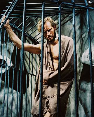 Science Fiction Photograph - Charlton Heston In Planet Of The Apes  by Silver Screen