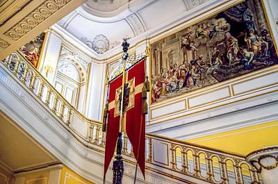 Christiansborg Palace - Copenhagen Denmark Art Print by Jon Berghoff