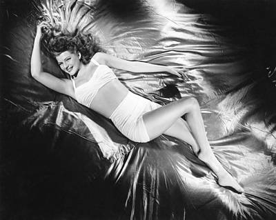 Cover Girl, Rita Hayworth, 1944 Print by Everett