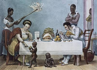 Debret, Jean Baptiste 1768-1848. A Art Print