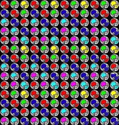 Photograph - Diy Template Jewels Diamonds Pattern Graphic Sparkle Multipurpose Art by Navin Joshi