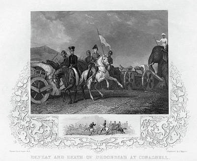 East India Painting - Duke Of Wellington (1769-1852) by Granger