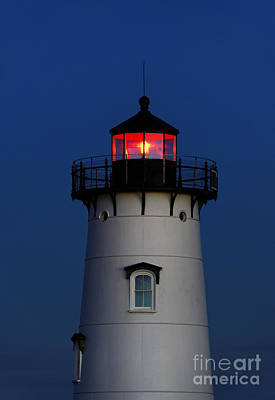 Edgartown Lighthouse Print by John Greim