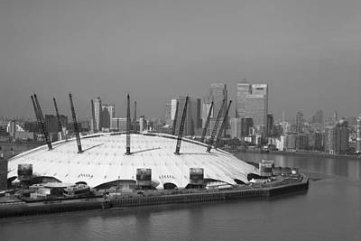 Excel Photograph - Emirates Cable Car Skyline by David French