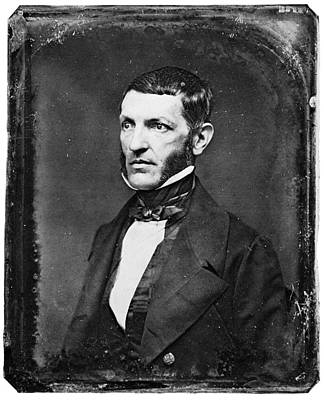 Photograph - George Bancroft (1800-1891) by Granger