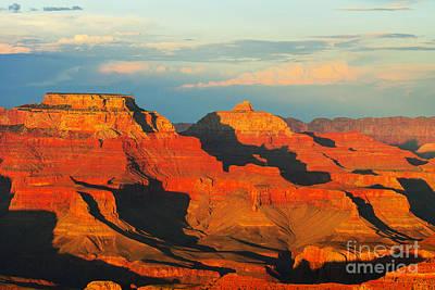 Grand Cayon Photograph - Grand Canyon by James Yang