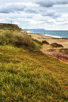 Photograph - Hengistbury Head by Chris Day