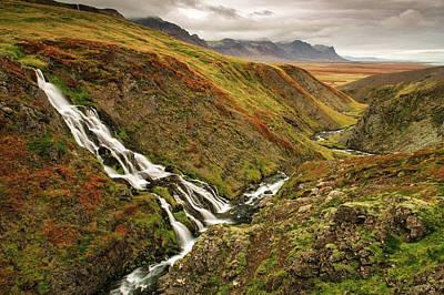 Iceland, Snaefellsnes Peninsula Art Print by Jaynes Gallery