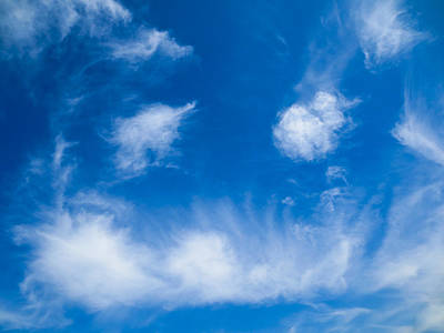 Photograph - In The Clouds by David Pyatt